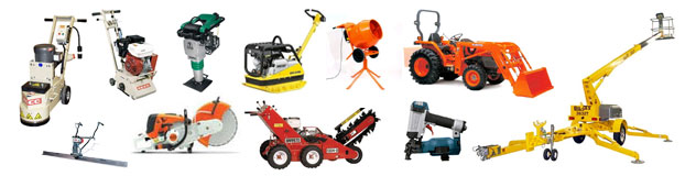 Equipment Rentals in Homer Glen IL