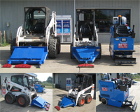 Floor removal equipment