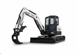 Where to find MINI EXCAVATOR E45 in Homer Glen