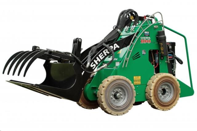 Where to find SHERPA ELECTRIC SKID STEER in Homer Glen
