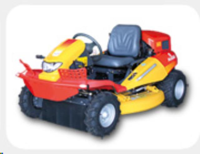 Where to find RIDE ON BRUSH MOWER in Homer Glen