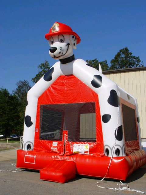 Where to find FUN JUMP DALMATIAN in Homer Glen