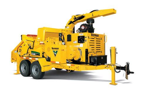 Brush Chipper Vermeer Bc1800a Rentals Homer Glen Il Where