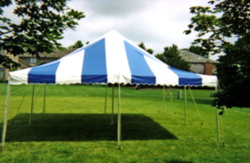Where to find CANOPY 20 X 20 in Homer Glen