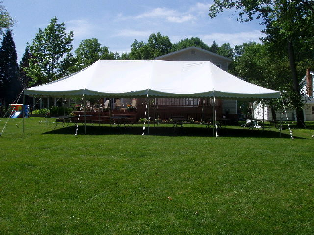Canopy 20 Foot X 40 Foot Rentals Homer Glen Il Where To