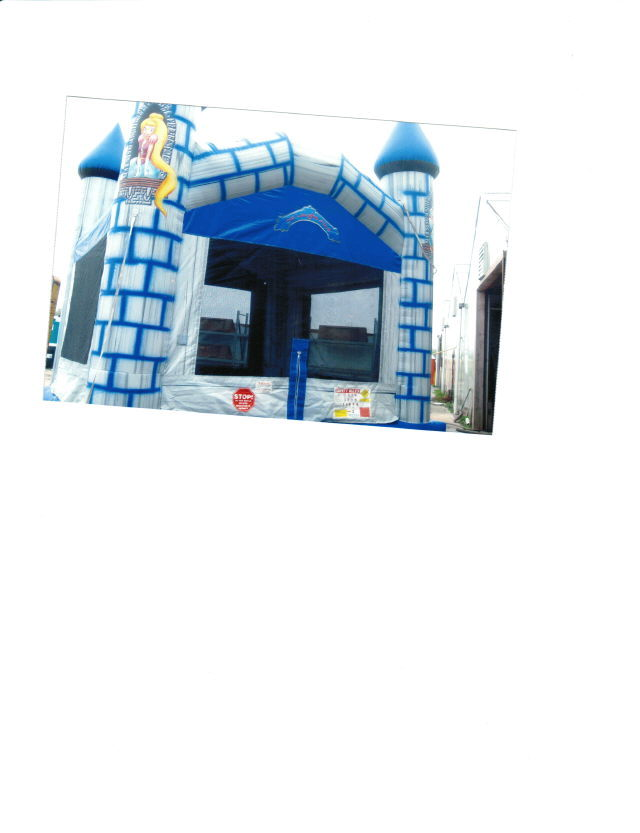 Where to find FUNTEC CASTLE in Homer Glen