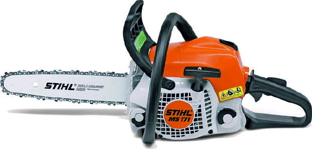 Where to find CHAINSAW, 14  GAS STIHL in Homer Glen