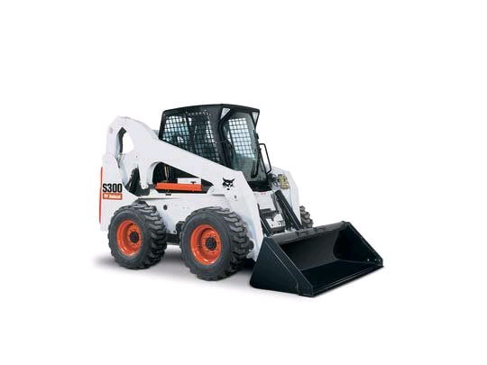 Bobcat Tractor S300 S650 Rentals Homer Glen Il Where To