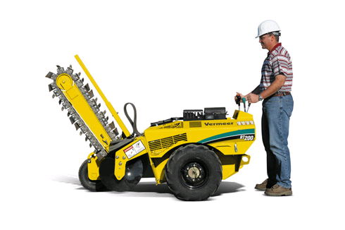 Where to find TRENCHER, 6  X 42  VERMEER in Homer Glen