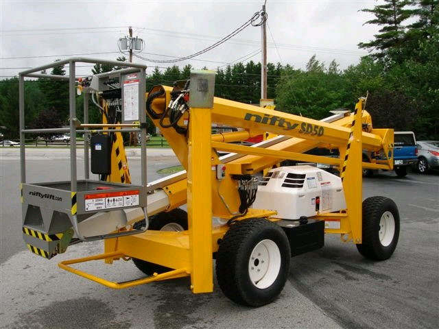 Where to find BUCKETLIFT 34  NIFTY LIFT in Homer Glen