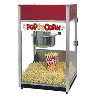 Where to find POPCORN MACHINE SMALL in Homer Glen