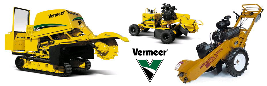 Stump grinder rentals in Homer Glen Illinois, Lockport, Lemont, Orland Park, Tinley Park, Mokena, Frankfort, New Lenox, Alsip, and Blue Island IL